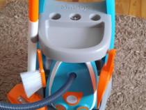 Set curățenie Smoby jucărie cu aspirator