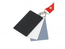 3in1 Digital Grey Card - pentru stabilirea balansului de al