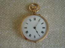 Ceas de Buzunar Cilindru Perefct - AUR 14k