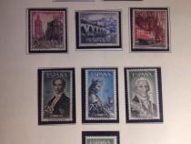 Clasor Luxus 1,86 pagini cu timbre neuzate.