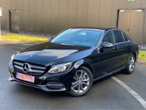 *Mercedes C220Cdi (170cp)*2015*Automat*Avantgarde