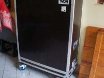 Case(cutie de transport) pentru compacturi, cabinete chitare