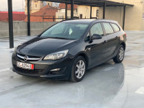 Opel Astra Active 2013 1.7Diesel 131cp Navi Led Incalzire Sc