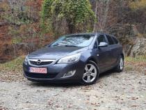 Opel astra j / 11.2011 / 1.7 cdti
