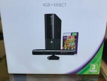 Xbox 360 4GB Kinect + Gratis: Hard Drive 320 GB & 5 jocuri