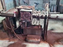 Linie de tigla din beton/masina de tigla.presa tigla din bet