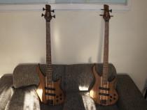 Chitara bass Harley Benton HBZ-2004 Deluxe Series