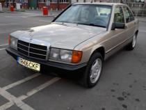 Mercedes 190 D (schimb)
