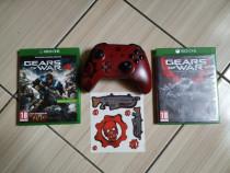 Xbox One: Controller Xbox One, editie speciala Gears Of War!