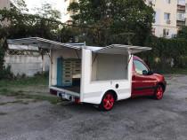 Peugeot Boxline Unicat in Romania ( Coffe, Food)