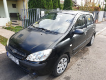 2009 Hyundai Getz, 1086cmc, 67cp, Rulaj: 19.500 km
