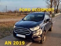 Ford Eco sport 2019 46000km