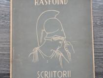 Carte veche m marinescu rasfoind scriitorii clasici