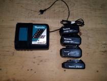Incarcator DC18RC Acumulator baterie makita 18v 3 4 5 ah