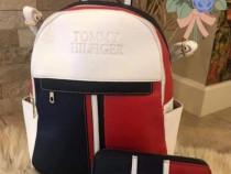 Set Tommy Hilfiger new model poele eco,logo imprimat