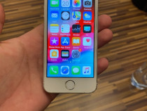 iPhone 5SE 16GB Neverlocked Silver Apple Baterie OK