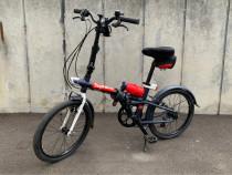 Bicicleta pliabila Btwin tilt 500 // decathlon