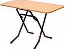 Masa pliabila birou de scris masa camping 40 x 60 cm