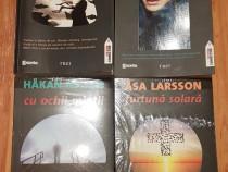 Set 4 carti din Colectia Fiction Connection 3