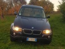 BMW X3 E83 Facelift M47 manual 151000km