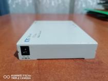 Ctc optical fiber media converter