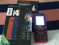 Telefon mobil Ihunt4+ cartela SIM Orange 6 €