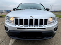 Jeep Compass 4x4 2.2 CRD 2012