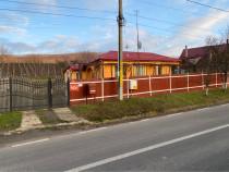 Casă 100 mp + teren 1800 mp Vorovesti, Iasi
