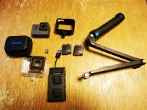 GoPro Hero 5 Black Edition cu accesorii
