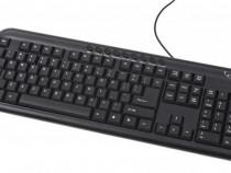 Tastatura Gembird USB Black, Interfata USB ,noua