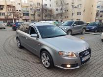 Audi a4 b7 S.line an 2007 motor 2.0tdi cutie de 7+1viteze