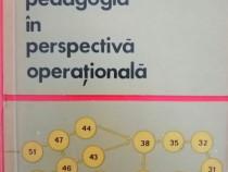 P.Apostol Educatia si pedagogia in perspectiva operationala