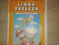 Manual engleza, clasa a 4-a, 1994