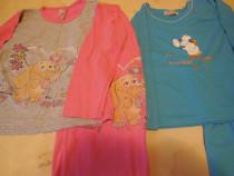 Pijamale pentru fete de 6 ani