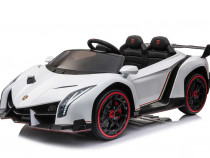 Masinuta electrica Lamborghini Veneno 180W 12V PREMIUM
