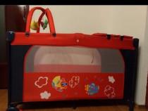Pătuț de copii impermeabil pătuțul este puțin folosit