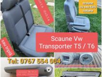 Scaun Vw T5 cotiere bancheta Caravelle Transporter Multivan