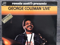 Disc vinil george coleman live
