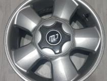 Jante aliaj 16 zoll marca Borbet, gama Mercedes, Audi, VW,