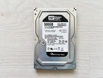 HDD WD 500GB Caviar Black WD5002AALX