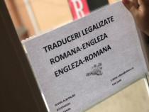Traduceri legalizate
