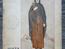 Carte veche viata si minunile sfintei paraschiva1927