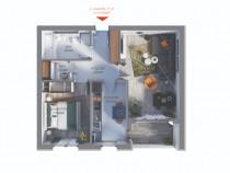 Apartament 2 camere 54,1 mp - Maurer Residence Sighișoara