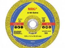 Set 25x Disc Flex MRG, 125 x 1.2 x 22.23, A 60 Extra C433