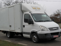 Iveco Daily 35c12 cu lift 3.5 Tone - an 2007, 2.3 hpi