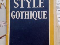 Le style gothique - elie lambert