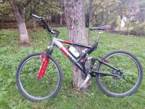 """Bicicleta Scott 26 """" full suspension."""
