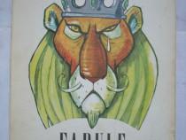 La Fontaine-Fabule 1980-format mare