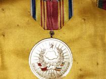 Medalie 25 de ani de la proclamarea Republici