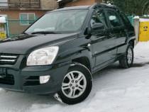 Kia sportage 4x4 euro 4